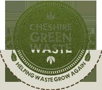 Cheshire Green Waste Logo